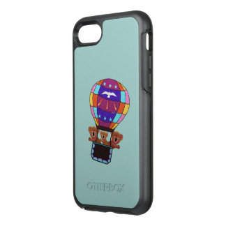 Koalas Air Balloon Ride OtterBox Symmetry iPhone 7 Case
