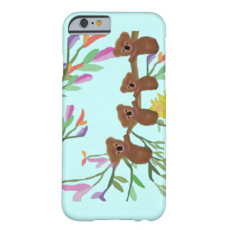 Koalas Haning Out iPhone 6 case