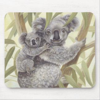 Koalas Mouse Pad