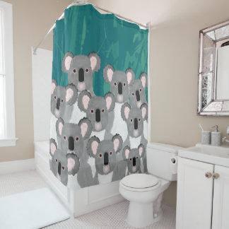 Koalas Shower Curtain
