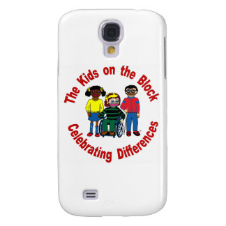 KOB Celebrating Differences Iphone 3 Skins Galaxy S4 Case