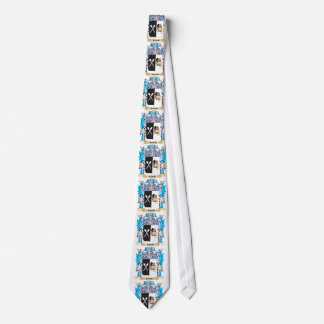 Koch Coat of Arms - Family Crest Tie