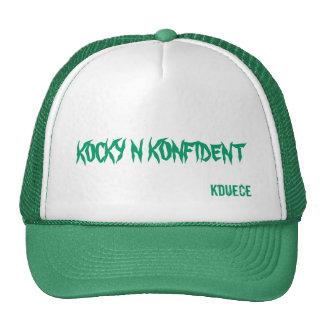 KOCKY N KONFIDENT, KDUECE CAP