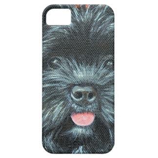 Koda - Terrier Painting iPhone 5 Case