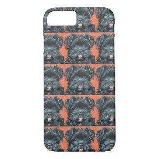 Koda - Terrier Painting iPhone 8/7 Case