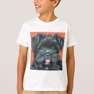 Koda - Terrier Painting T-Shirt