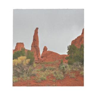 Kodachrome Basin State Park, Utah 2 Notepad