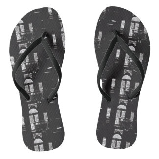 Kodak Film BNW Bar Beer TV Windows Flip Flops