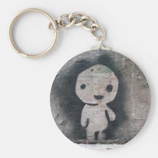 Kodama Basic Round Button Key Ring