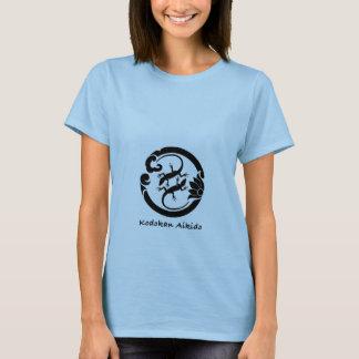 Kodokan Lizards on light blue T-Shirt