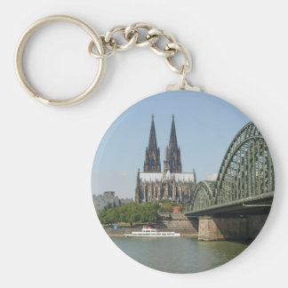 Koeln (Cologne) in Germany Key Ring