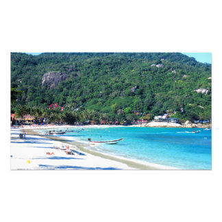 Koh Phangan Island Thailand Photo Print