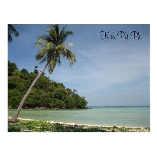 Koh Phi Phi Postcard