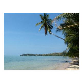 Koh Samui beach 3 Postcard