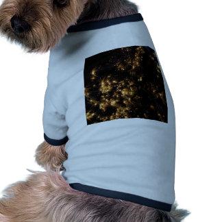 Koh Samui New Year fireworks template Pet Clothing