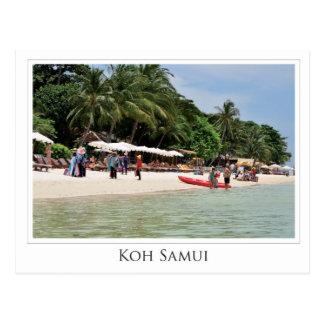 Koh Samui - Thailand Postcard