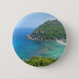 Koh Tao Thailand 6 Cm Round Badge
