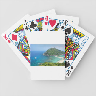 Koh Tao Thailand Bicycle Playing Cards