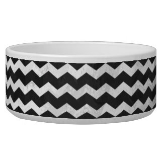 Kohl Black Chevron Pattern