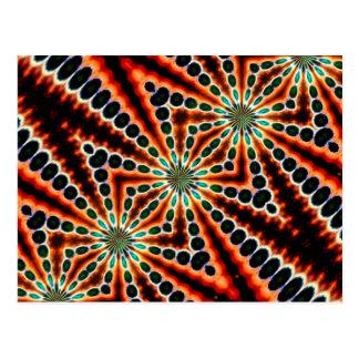 Kohoutek 4-55 Kaleidoscope Postcard