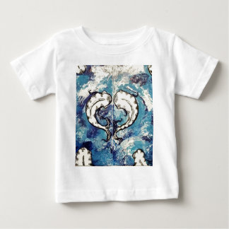 koi at play 2 baby T-Shirt