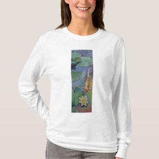 Koi Fish and Lilies T-Shirt