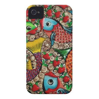 Koi Fish Art Blackberry Bold Case
