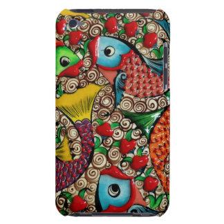 Koi Fish Art iPod Touch Case