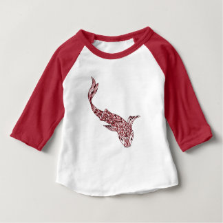 Koi Fish Baby T-Shirt