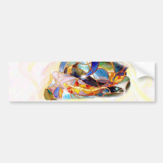 KOI FISH Bumper Sticker
