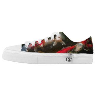 Koi Fish Printed Shoes