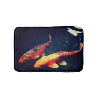 Koi Fish Underwater Bath Mat