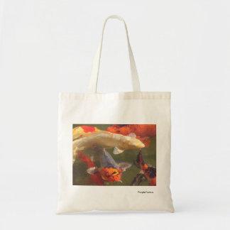 Koi Fish v.2 Tote Bag