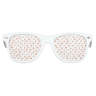 Koi Fishes Motif Pattern Kids Sunglasses