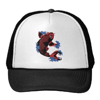 Koi Mesh Hats