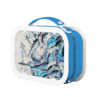 Koi Inverted Lunch Box
