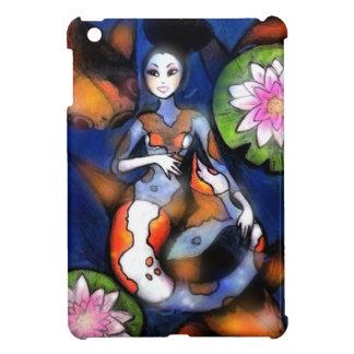 Koi Mermaid iPad Mini case or cover