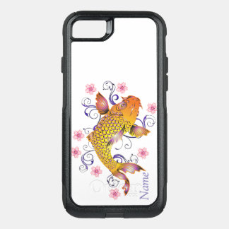 Koi OtterBox Commuter iPhone 8/7 Case