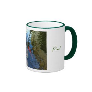 Koi Pond Mugs