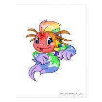 Koi Rainbow postcards