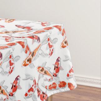 Koi Tablecloth