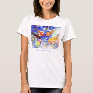 Koi to the World T-Shirt