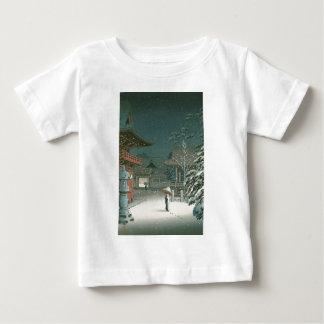 Koitsu Tsuchiya Nezu Shrine Sale Shin Hanga Art Baby T-Shirt