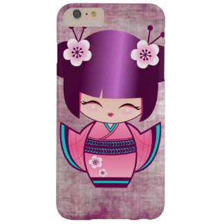 Kokeshi Barely There iPhone 6 Plus Case