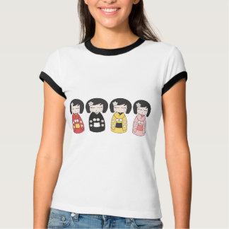 Kokeshi Collection T-Shirt