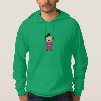 kokeshi doll hoodie