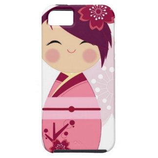 Kokeshi Tough iPhone 5 Case