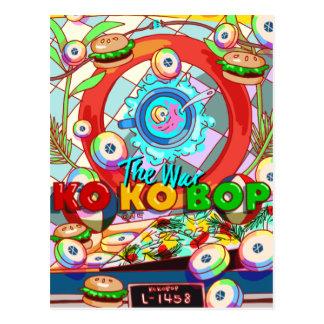 [KokoBop] Kokobop fanart Postcard