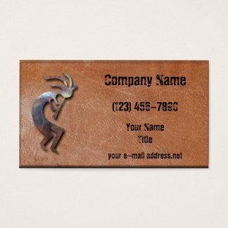 Kokopelli Business Card