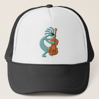 Kokopelli Cello Trucker Hat
